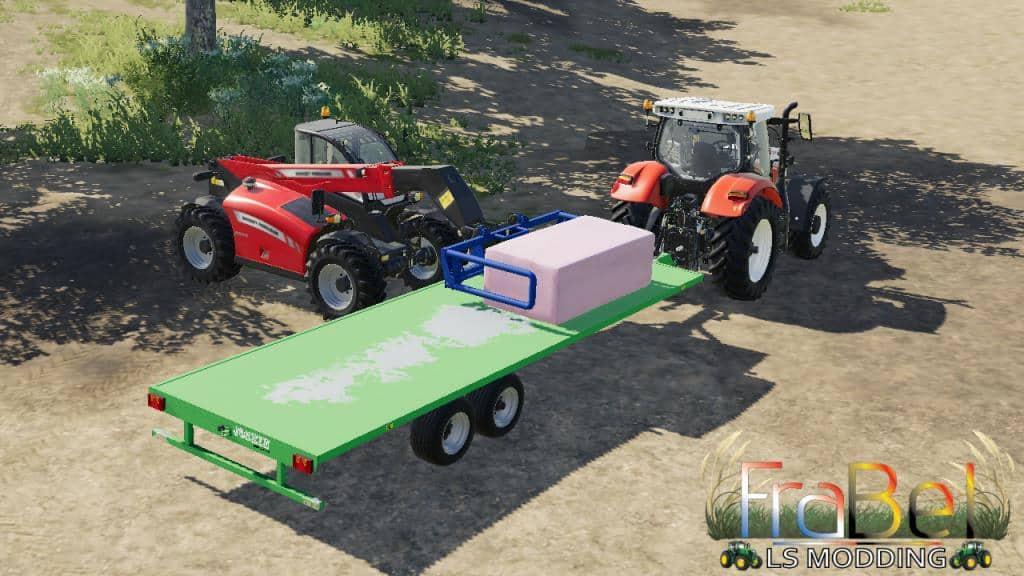 Мод Pack Noel Frabel v 1.0 для Farming Simulator 2019