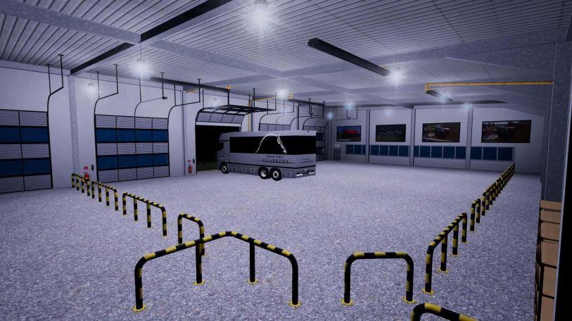 Мод Placeable Halle 2018 v 1.0 для Farming Simulator 2019