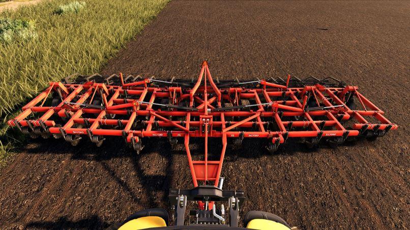 Мод Salford 2100 v 1.0 для Farming Simulator 2019