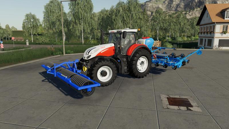 Мод Cochet Discostass 6m v 2.0 для Farming Simulator 2019 Закреплено