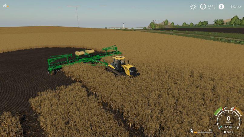 Мод Great Plains No-Till Corn Planter YP2425 v 1.0.0.3 для Farming Simulator 2019