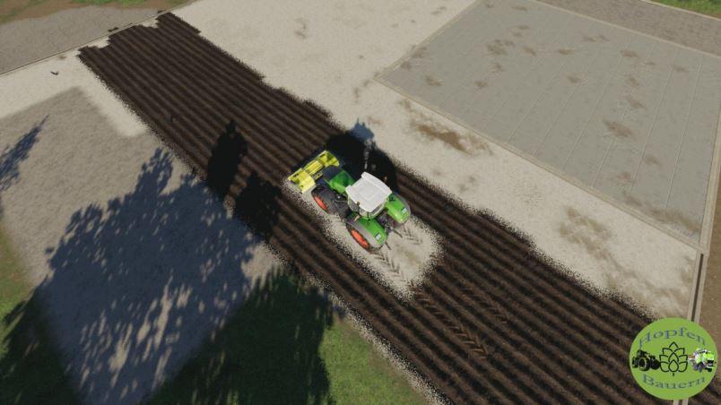 Мод Karcher Sweeper 1000T v 1.0 для Farming Simulator 2019