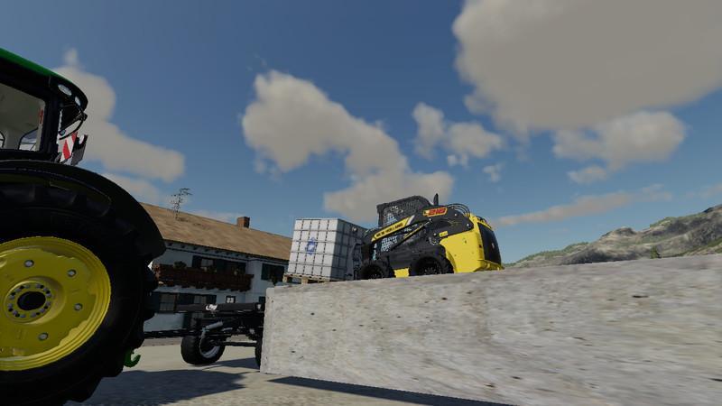 Мод Ramp v 1.0 для Farming Simulator 2019