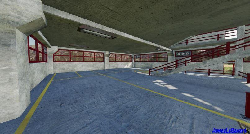 Мод Parking v 1.0 для Farming Simulator 2019