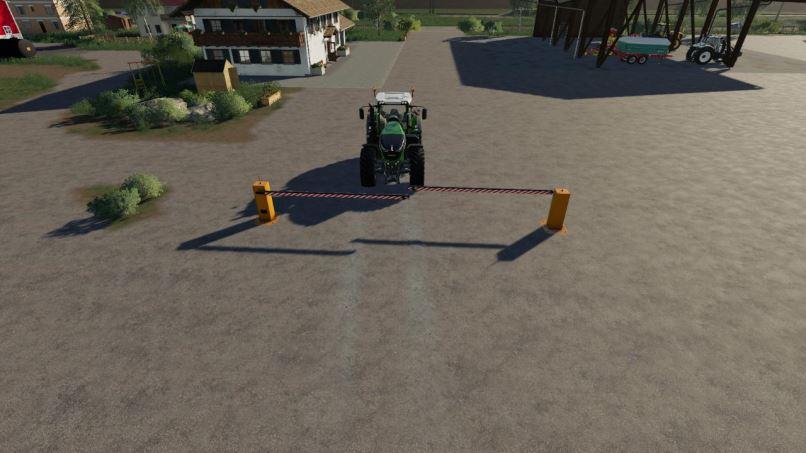 Мод Double barrier v 1.0 для Farming Simulator 2019