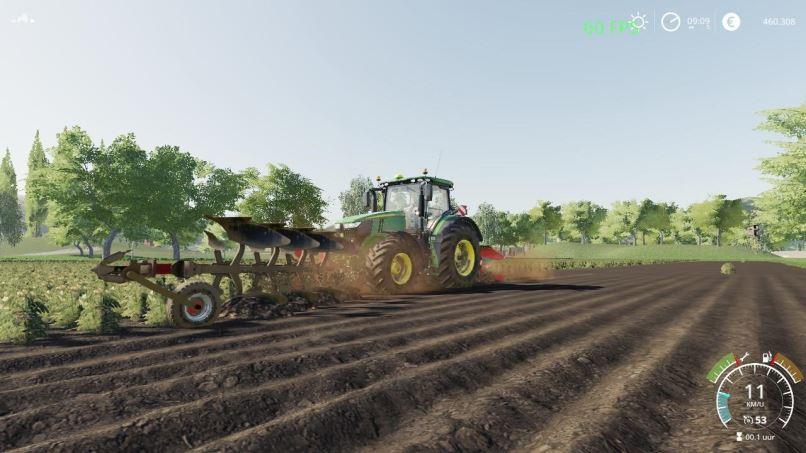 Мод CSS kuhn vario front v 1.0 для Farming Simulator 2019