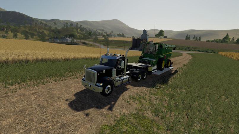 Мод Скрипт HUD Hide v 1.0 для Farming Simulator 2019