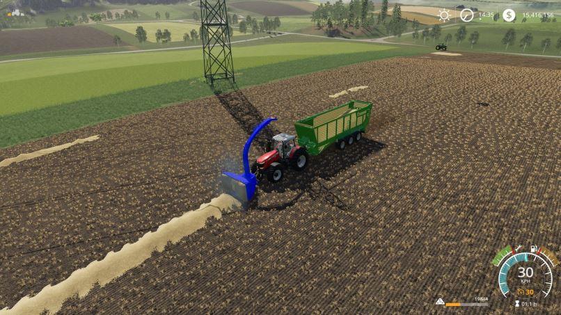 Мод Fraese v 3.0 для Farming Simulator 2019