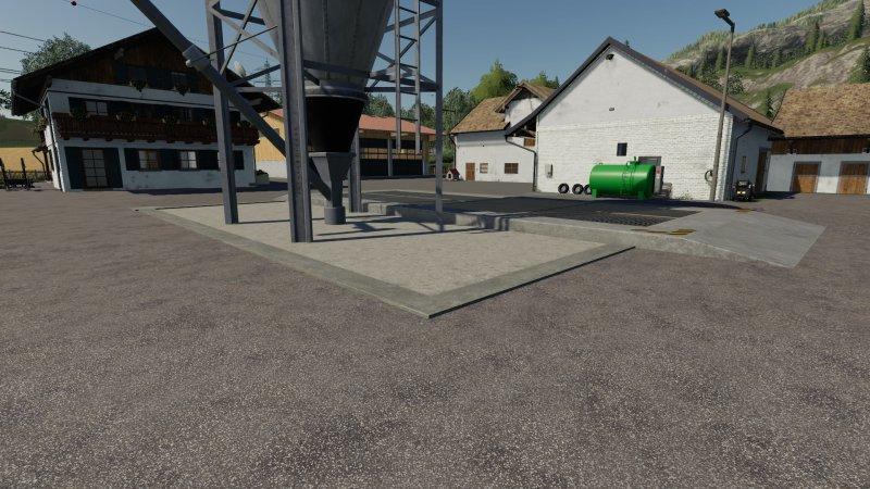 Мод Placeable curbs v 1.0 для Farming Simulator 2019