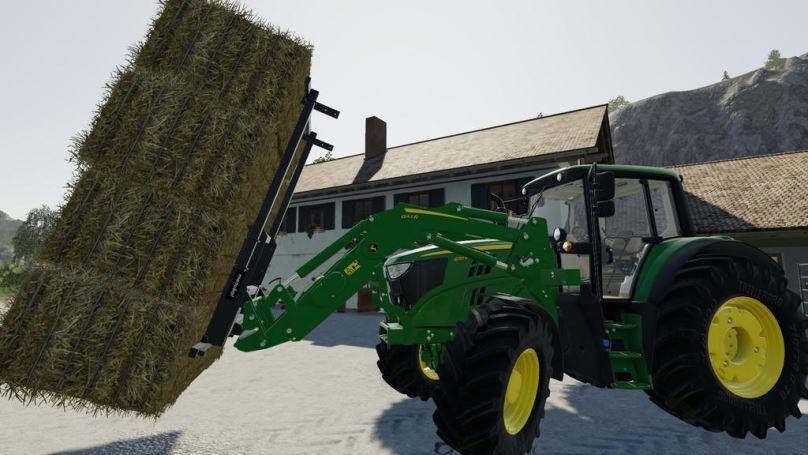 Мод Manubal L6000 v 1.0 для Farming Simulator 2019