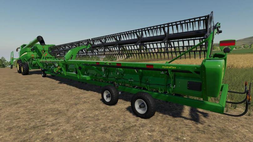 Мод Elmers Cutter Trailer v 1.0 для Farming Simulator 2019