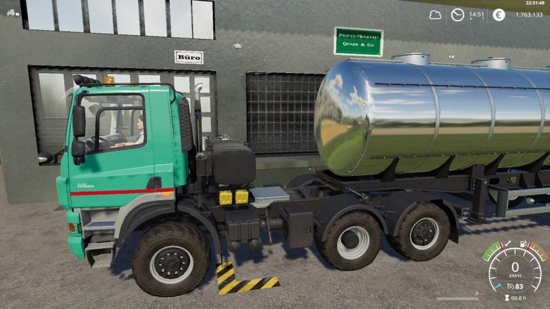 Мод Diary Sell Milk and Egg v 1.0 для Farming Simulator 2019