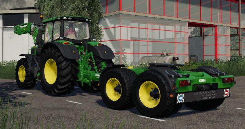 Мод Krampe Dolly Pack v 1.0 для Farming Simulator 2019