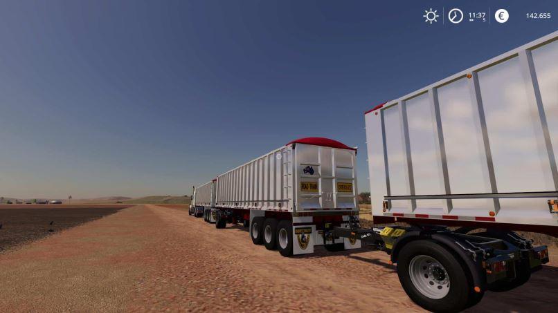 Мод RoadWest Transport v 1.0 для Farming Simulator 2019