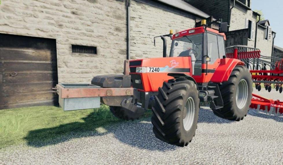 Мод Masse Artisanale v 1.0 для Farming Simulator 2019