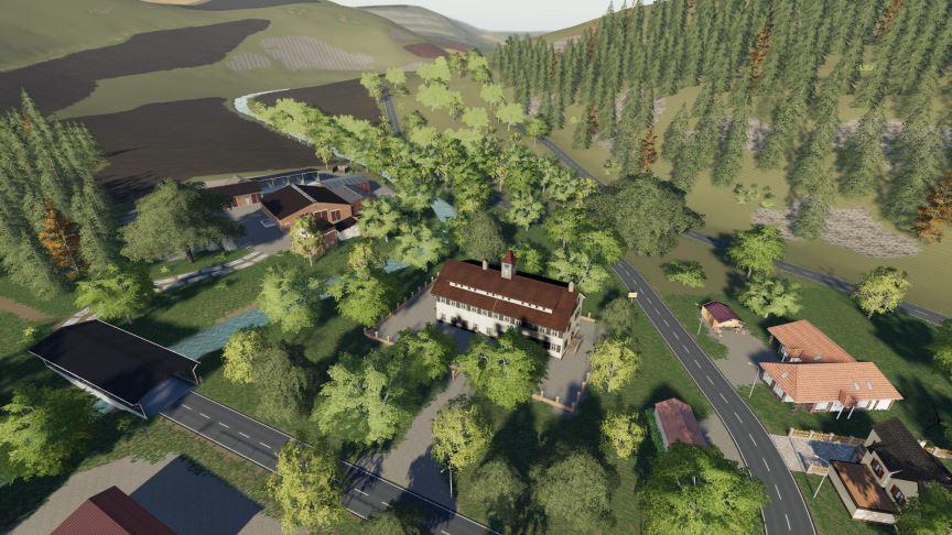 Мод Карта Hopfach LS19 Beta v 5.0 для Farming Simulator 2019