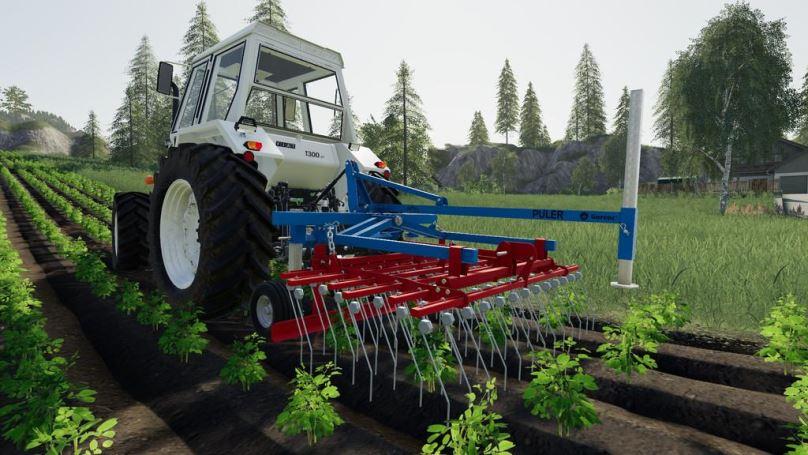 Мод Gorenc Puler 2M v 1.0 для Farming Simulator 2019