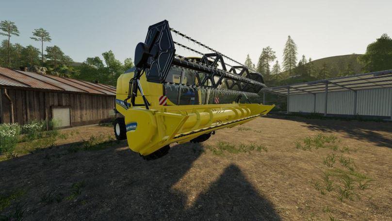 Мод New Holland Varifeed 18 v 1.0 для Farming Simulator 2019