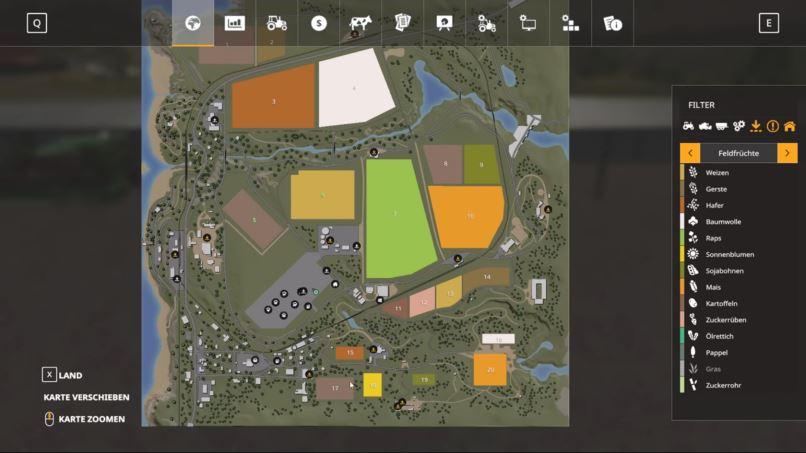 Мод Карта Yogiport Map MP v 19.6 для Farming Simulator 2019