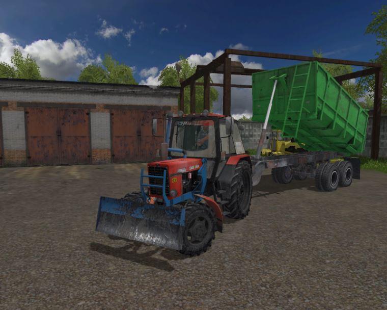 Мод ПСТ-12 v 1.2 для Farming Simulator 2017