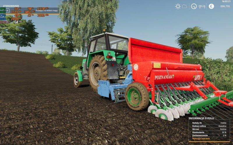 Мод URSUS 902 v 1.0 для Farming Simulator 2019