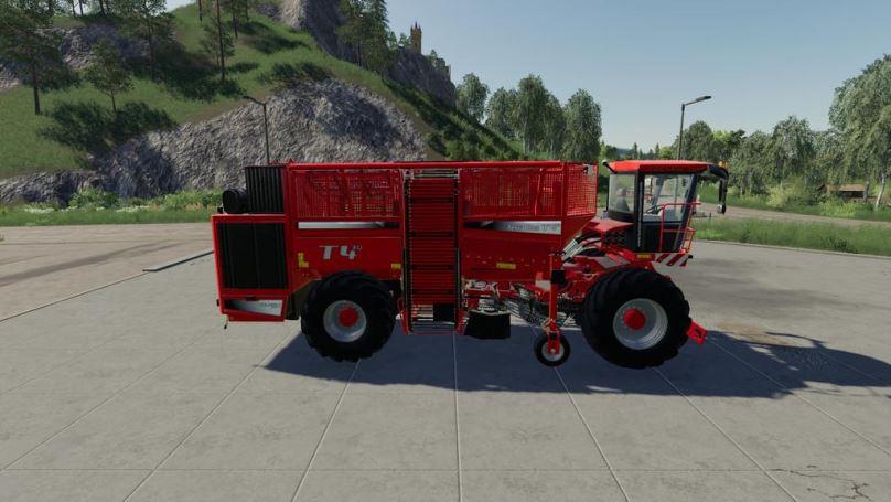 Мод Terra Dos T4-30 v 1.0 для Farming Simulator 2019