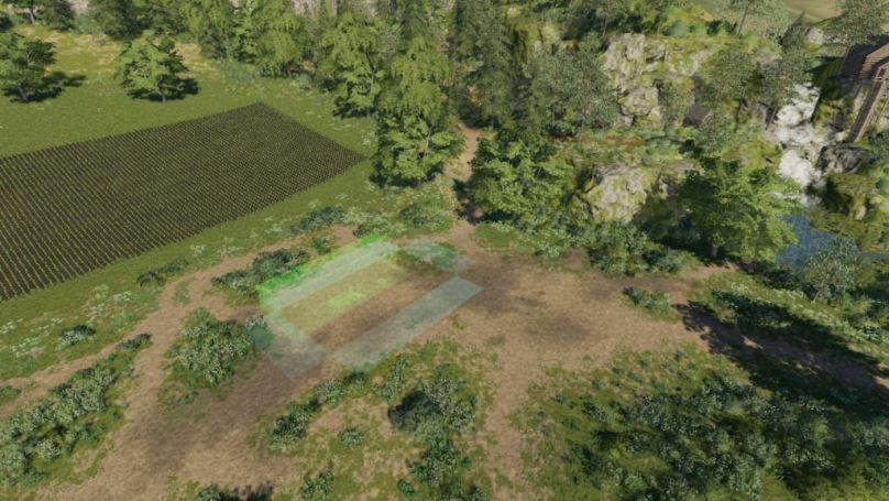 Мод Farm Trailerhouse v 1.0 для Farming Simulator 2019
