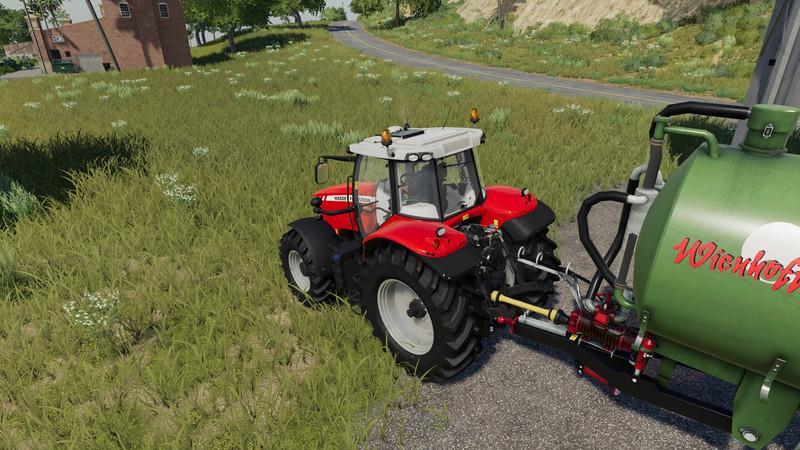 Мод Wienhoff VTW 20200 v 1.2 для Farming Simulator 2019