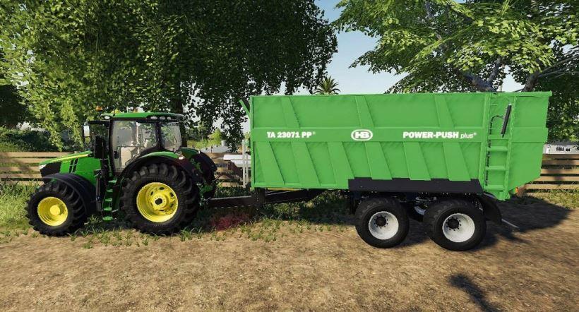Мод Brantner TA23071 v 1.0 для Farming Simulator 2019
