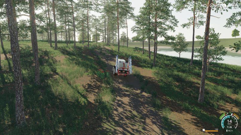 Мод Карта Giants Island 09 v 0.0.0.2 Beta для Farming Simulator 2019