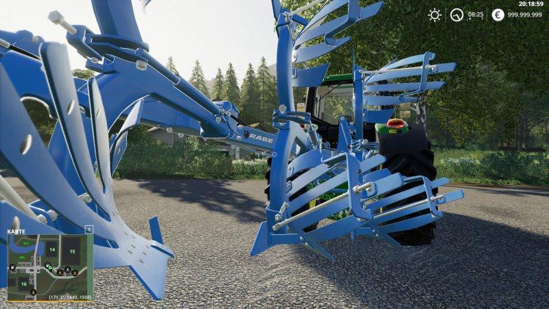 Мод Rabe Super Albertros v 1.0 для Farming Simulator 2019