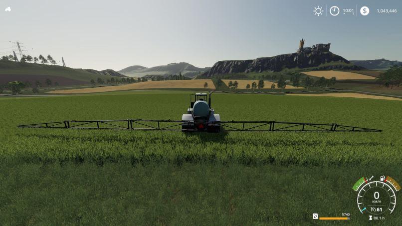 Мод Big Brute 425/100 v 1.0 для Farming Simulator 2019