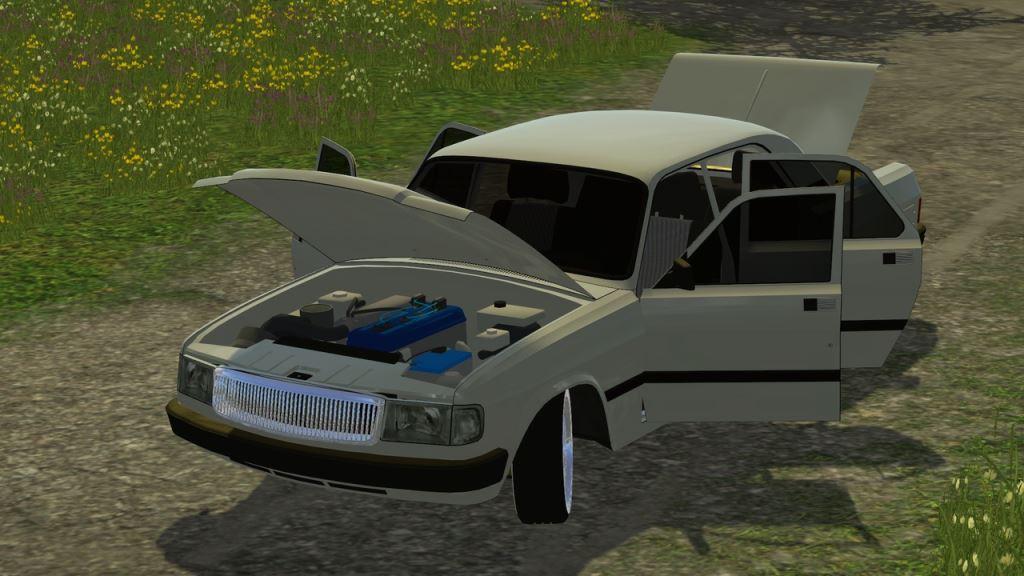 Мод ГАЗ-29 v 1.0 для Farming Simulator 2015