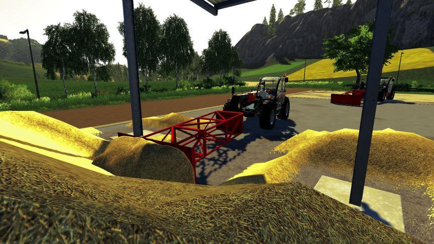 Мод Remonte Tas Orenge v 1.0 для Farming Simulator 2019