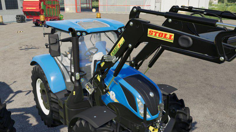 Мод Stoll Robust F v 1.0 для Farming Simulator 2019