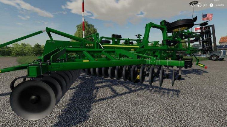 Мод John Deere 2730 v 1.0 для Farming Simulator 2019