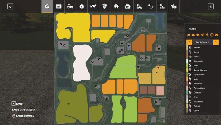 Мод Карта Sherwood Park Farm By Oli5464 v 2.1 для Farming Simulator 2019