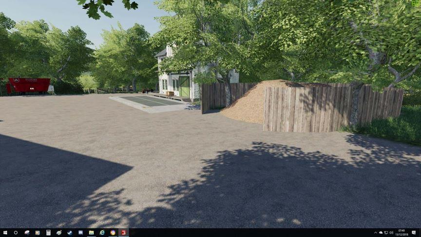 Мод Карта Maypole Farm v 2.0 для Farming Simulator 2019