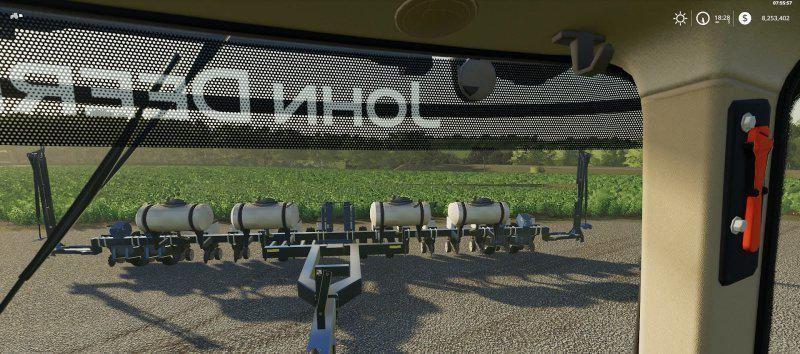 Мод Kinze 3600 Corn planter v 1.0 для Farming Simulator 2019