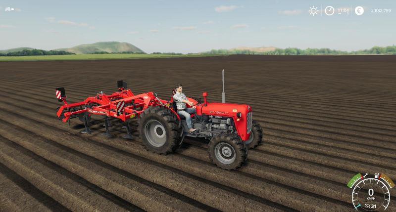 Мод IMT-533 v 1.0 для Farming Simulator 2019