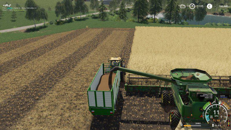 Мод itRunner Pack with dynamic hoses v 1.0 для Farming Simulator 2019