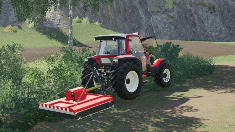 Мод Biobeltz RC 180 Rotary Cutter v 1.0 для Farming Simulator 2019