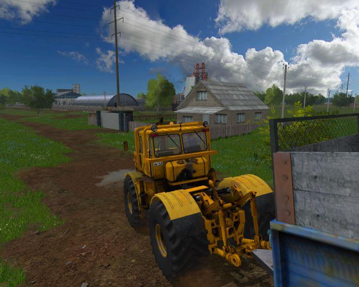 Мод Кировец K-701 v 1.4.0 для Farming Simulator 2017