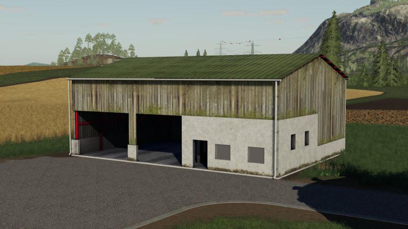 Мод Atelier v 1.0 для Farming Simulator 2019