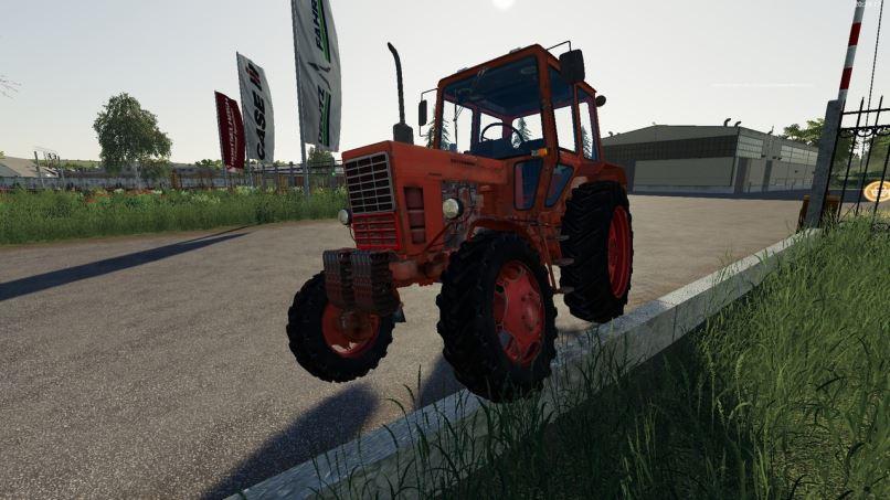 Мод МТЗ-82 v 1.0.1 для Farming Simulator 2019