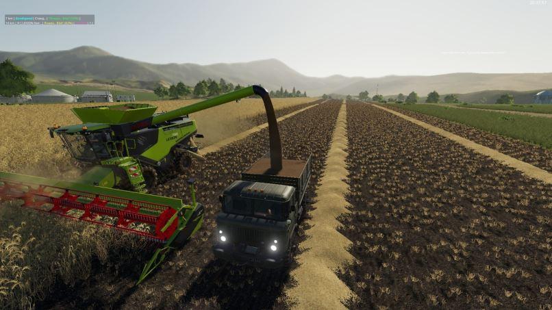 Мод Газ-66 v 1.0 для Farming Simulator 2019