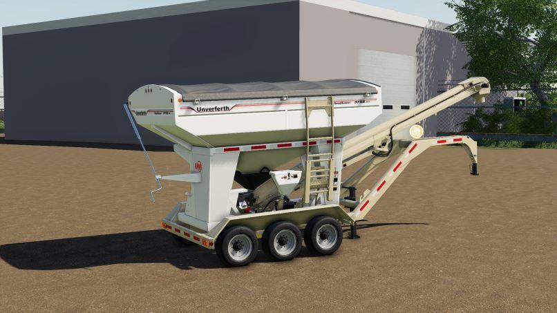 Мод Seed Runner 3755 XL v 1.0 для Farming Simulator 2019