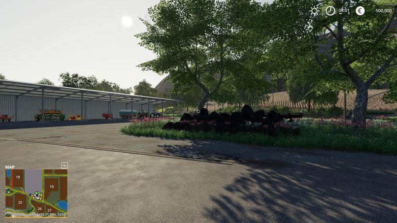 Мод Un petit coin de paradis v 2.1 для Farming Simulator 2019