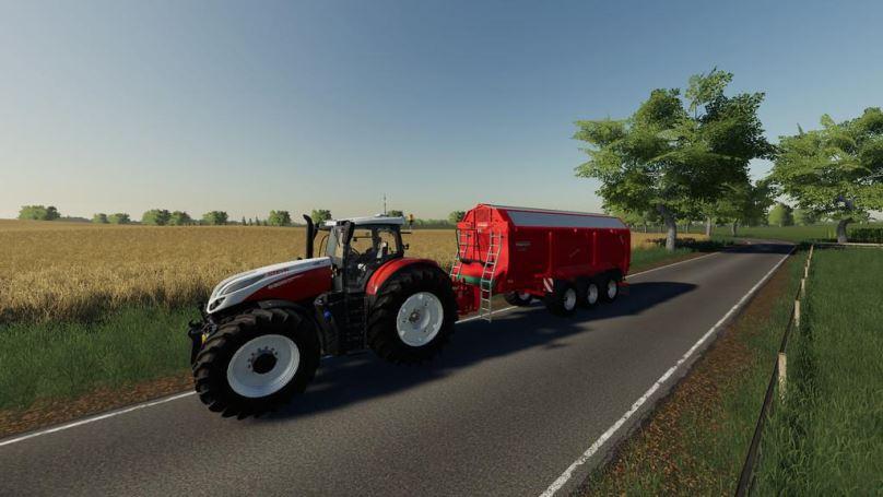 Мод Krampe Bandit 800 v 1.0 для Farming Simulator 2019