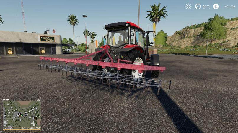 Мод Brony 5 Jar-Met v 1.0 для Farming Simulator 2019